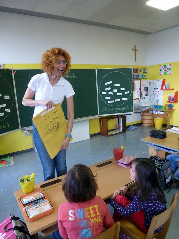 Sabrina_Volkschule_Klasse
